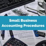 Small Business Accounting Procedures